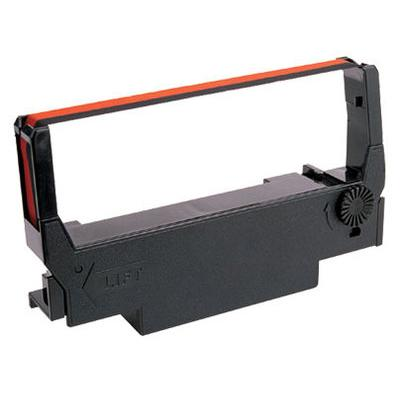Compatible Epson ERC 30/34/38 Black/Red Ribbon ERC303438BR at $4.50