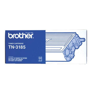 Brother TN-3185 Black Toner Cartridge