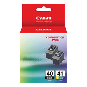 Canon PG-40 & CL-41 Ink Twin Pack