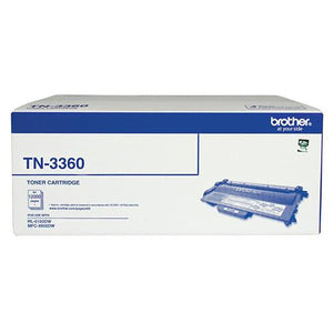 Brother TN-3360 Black Toner Cartridge