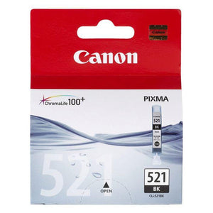 Canon CLI521 Black Ink Cartridge