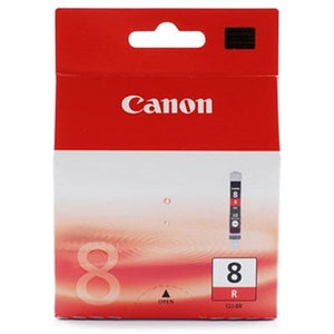 Canon CLI8 Red Ink Cartridge CLI8R at $29.77