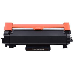 Generic Brother TN-2450 Black Toner Cartridge