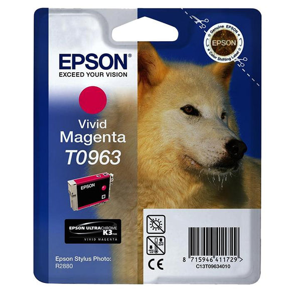 Epson T0963 Magenta Ink Cartridge