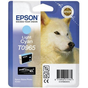 Epson T0965 Light Cyan Ink Cartridge