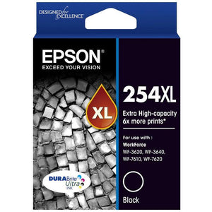 Epson 254XL Black Ink Cartridge