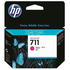 HP 711 29ml Magenta Ink Cartridge CZ131A