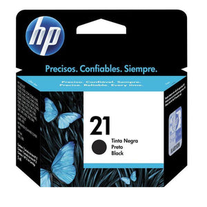 HP 21 Black Ink Cartridge C9351AA
