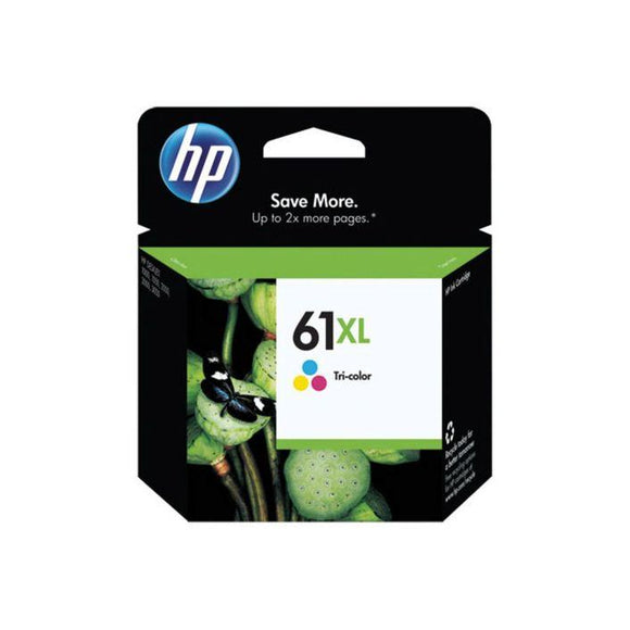 HP 61XL Tri Colour Ink Cartridge CH564WA