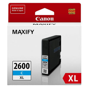 Canon PGI 2600XL Cyan Ink Cartridge