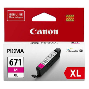 Canon CLI 671XL Magenta Ink Cartridge