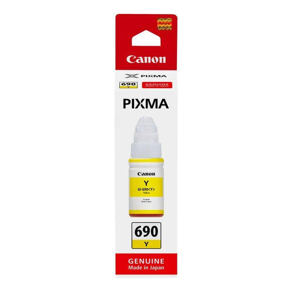 Canon GI690 Yellow Ink Bottle