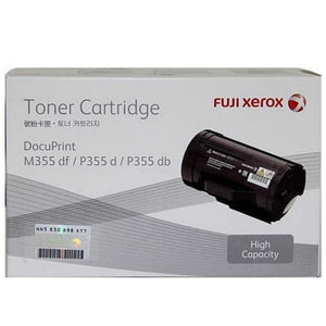 Fuji Xerox DocuPrint CT201938 OEM Black Toner