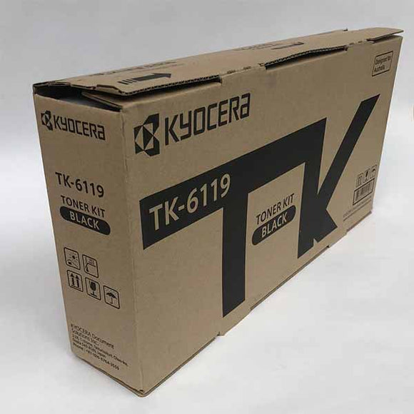 Kyocera TK-6119 Black Toner TK6119 at $165.91