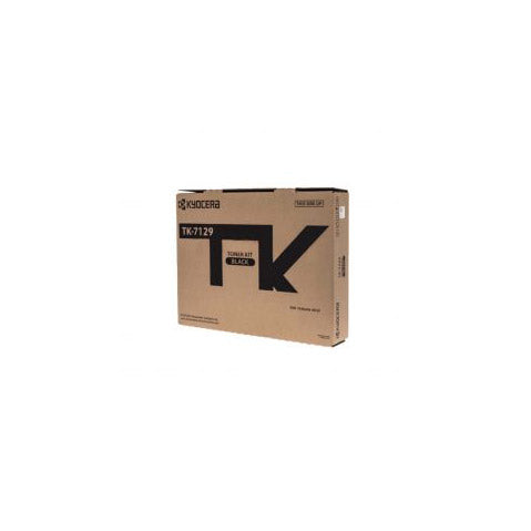 Kyocera TK-7129 Black Toner TK7129 at $75.08