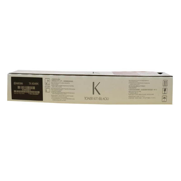 Kyocera TK-8349K Black Toner TK-8349 TK8349K at $71.71