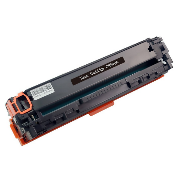 HP 125A Black Toner Generic Cartridge CB540A