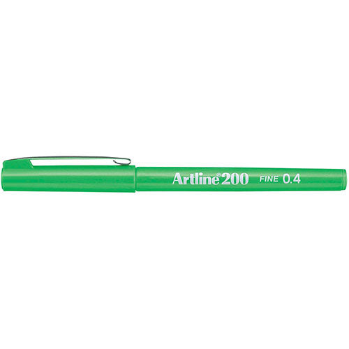Artline 220 Fineliner Green 12 Pack EK220-GREEN at $20.95
