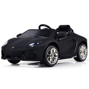 12 V Licensed Lamborghini Electric Kids Car With Lights Music