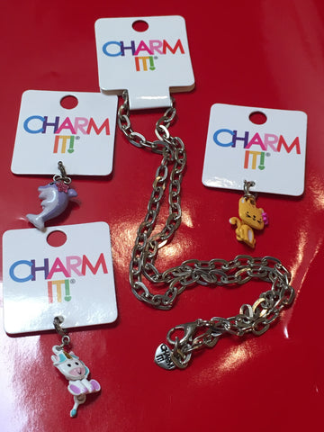 Charms & Necklace