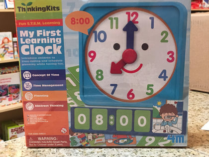 My First Learning Clock
