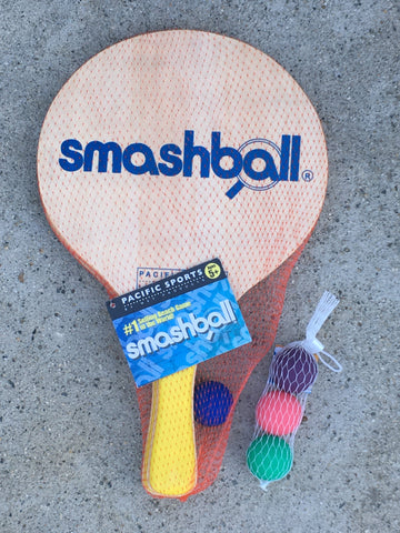 Smashball Set + 3 replacement balls