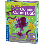 Gross Gummy Candy Lab: Worms and Spiders
