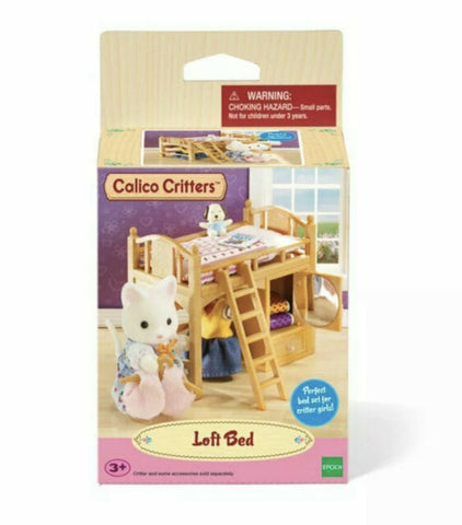 Calico Critters - Loft Bed
