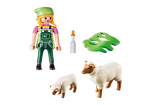 Playmobil Special PLUS 9356 - Farmer with Sheep