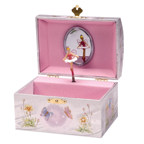 Jewelry Box - Iridescent Fairy