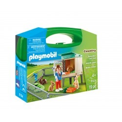Playmobil 9104 - Country Bunny Barn
