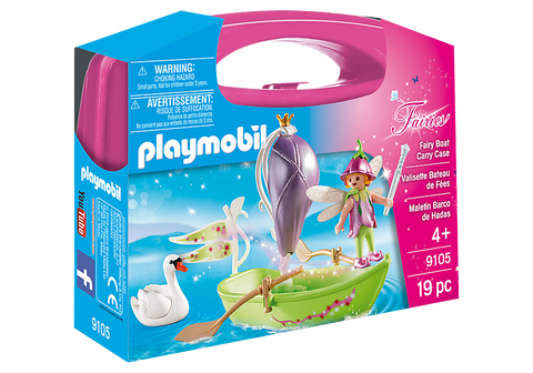 Playmobil 9105 - Fairies Fairy Boat