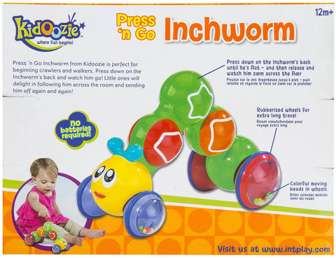 Press N Go Inchworm