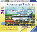 Puzzle Super Sized - Airport