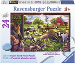 Puzzle Super Sized - Farm Animals