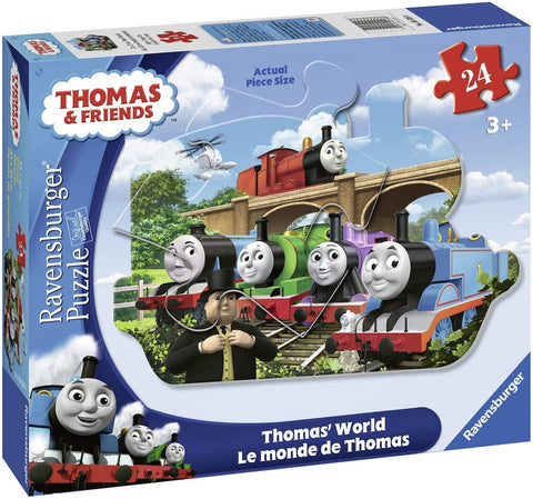 Puzzle Super Sized - Thomas Train
