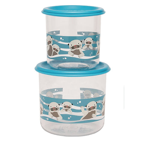 Snack Containers - Baby Otter