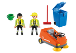 Playmobil 70203 - Street Sweeper