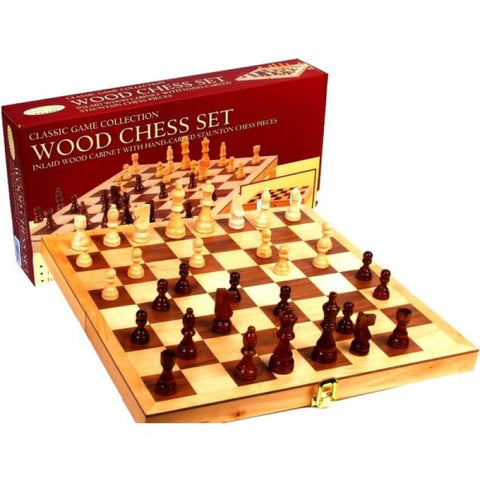 Chess Set - Wood