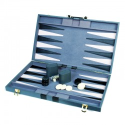 "Backgammon - 15"" Attache"