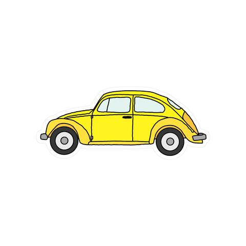 Vinyl Sticker - Beetle