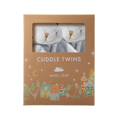 Cuddle Twins - Grey Bunnies