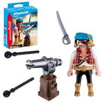 Playmobil Specials PLUS 5378 - Pirate with Cannon