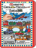 Magnetic Cars, Planes and Trains