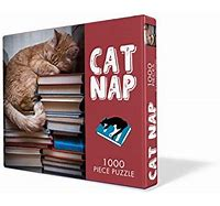 1,000 pc Puzzle - Cat Nap