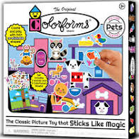 Colorforms® Pets Picture Playset