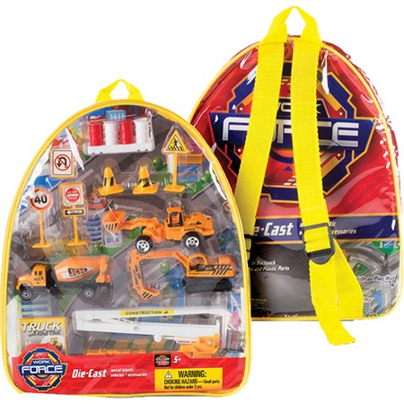 Backpack Playset - Construction