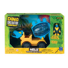 Dino Construction Truck - Cement Mixer