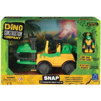 Dino Construction Truck - Forklift