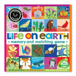 Memory and Matching Game - Life on Earth